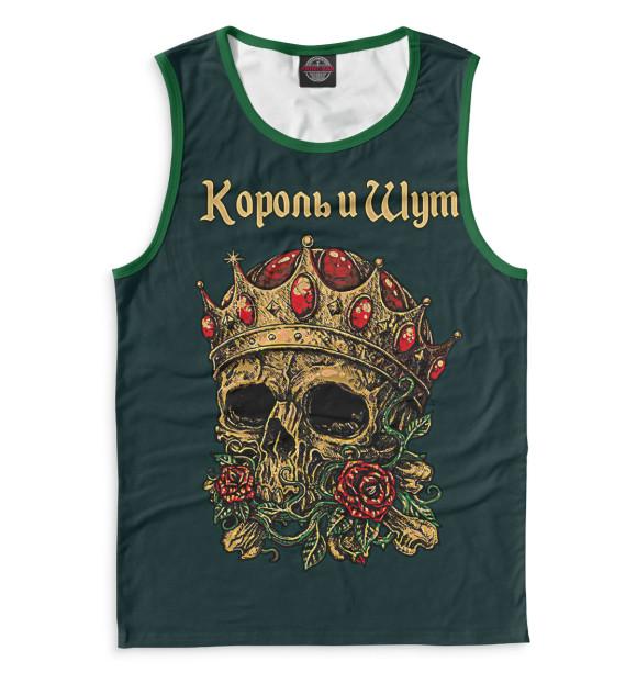Купить Майка для мальчика Король и Шут KSH-233442-may-2