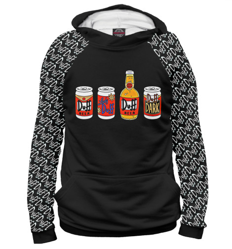 Худи Print Bar Duff Beer худи print bar duff beer