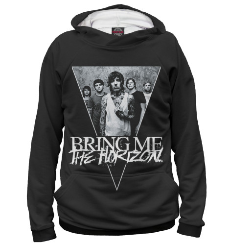 Худи Print Bar Bring Me The Horizon футболка для беременных printio bring me the horizon