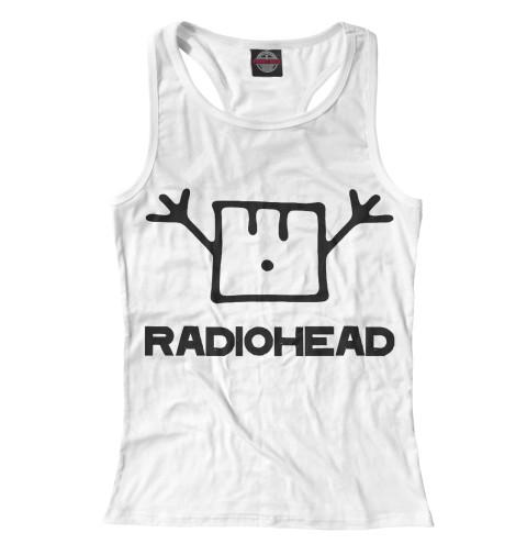 Майка борцовка Print Bar Radiohead cd из японии radiohead