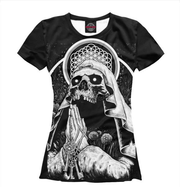Купить Женская футболка Bring Me The Horizon BRI-427133-fut-1