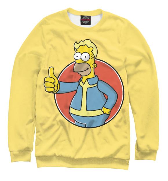 Купить Мужской свитшот Homer Boy SIM-233116-swi-2