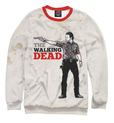 Свитшот Print Bar The Walking Dead свитшот print bar футболка walking dead
