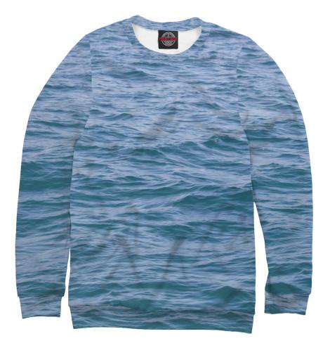 Свитшот Print Bar Море худи print bar гладкое море