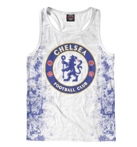 Майка борцовка Print Bar FC Chelsea майка борцовка print bar звёздный лорд