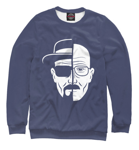 Свитшот Print Bar Walter White свитшот print bar война миров z
