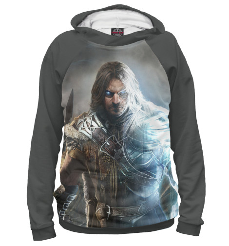 house of earth Худи Print Bar Middle-Earth: Shadow of Mordor