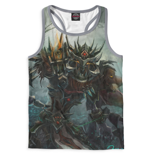 Мужская майка-борцовка World of Warcraft