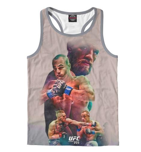 Майка борцовка Print Bar Conor McGregor versus Eddie Alvarez цены онлайн