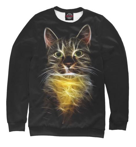 Свитшот Print Bar Волшебный кот волшебный мир бибабо кот