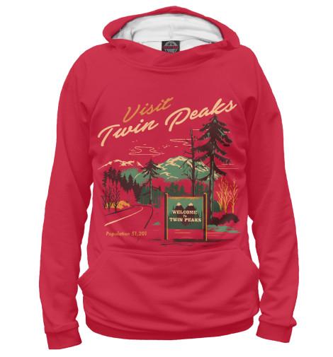 Купить Худи для мальчика Visit Twin Peaks TPS-410479-hud-2