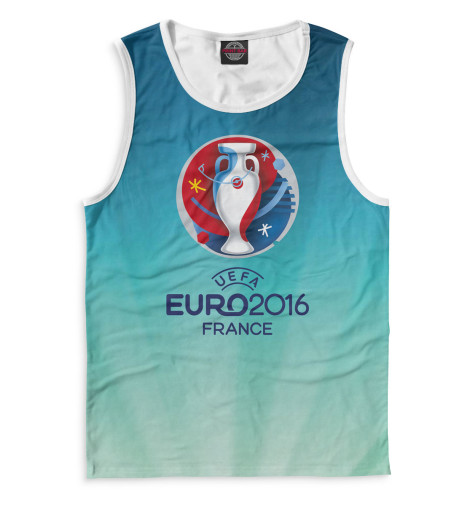 Мужская майка Евро 2016