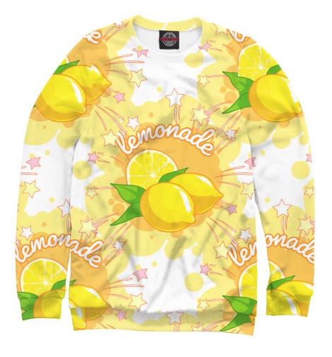 Свитшот Print Bar Lemonade жидкость zap lychee lemonade 0мг 20мл