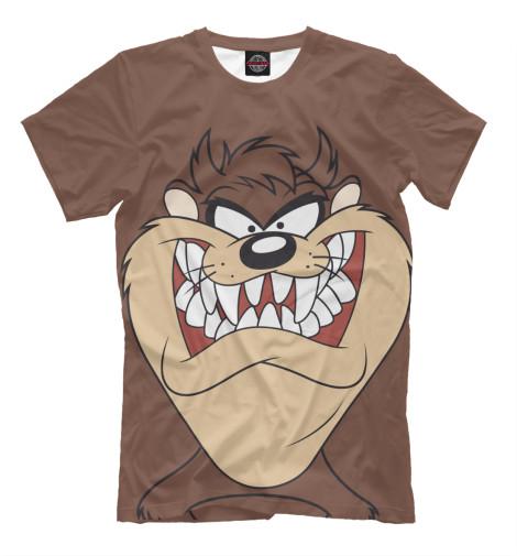Футболка Print Bar Тасманский Дьявол футболка wearcraft premium slim fit printio тасманский дьявол