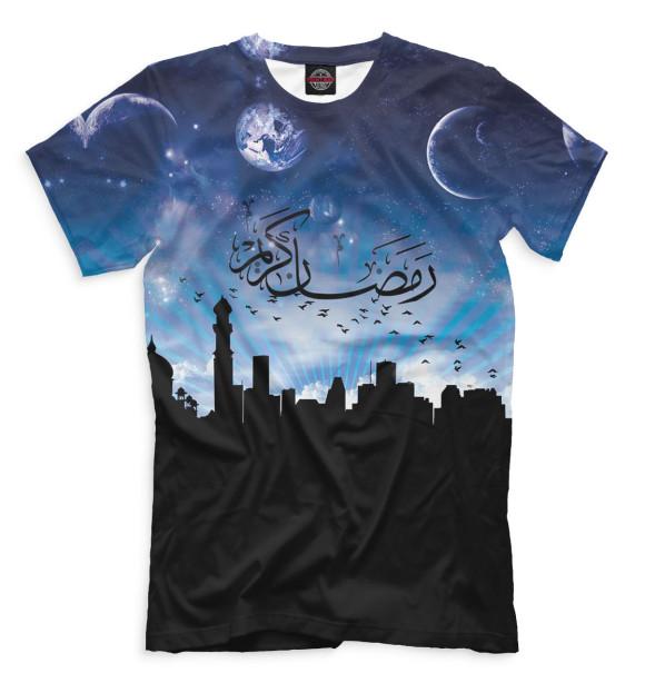 Купить Мужская футболка Ислам ISL-907810-fut-2