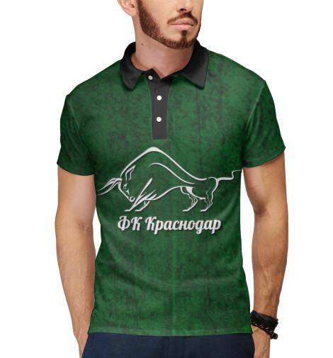Поло Print Bar ФК Краснодар рубашка поло printio фк шинник ярославль
