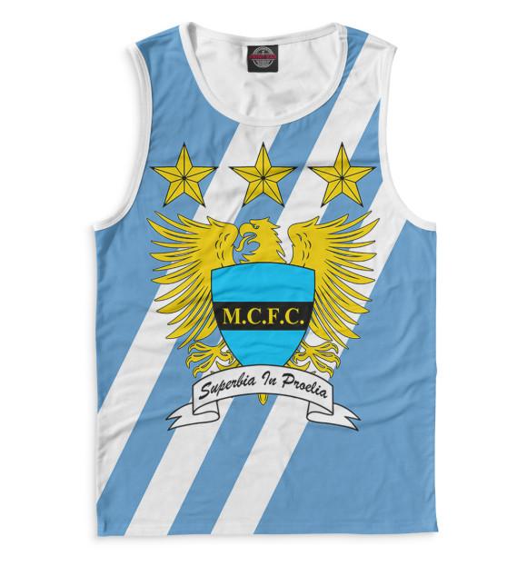 Купить Мужская майка Manchester City MNC-889617-may-2