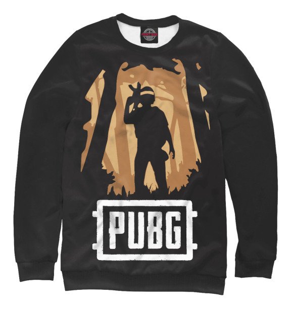 Купить Свитшот для девочек PUBG PBG-294048-swi-1