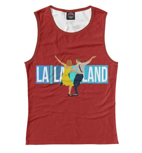 Майка Print Bar La La Land la la land in concert stockholm