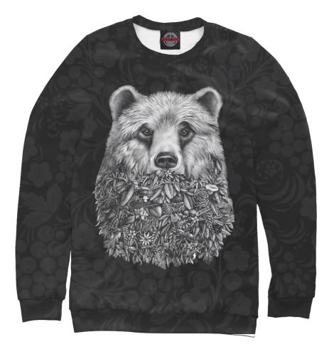 Купить Женский свитшот Bear MED-854081-swi-1