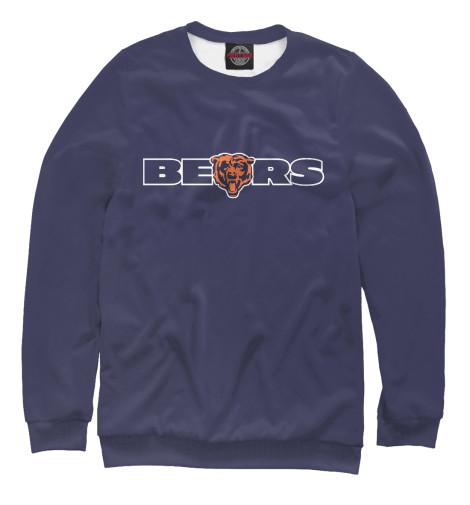 Свитшот Print Bar Chicago Bears chicago bears classic cuffed winter knit hat orange