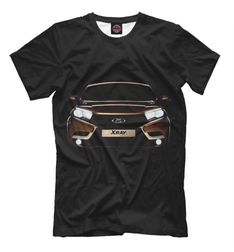 Купить Мужская футболка Xray LAD-787350-fut-2