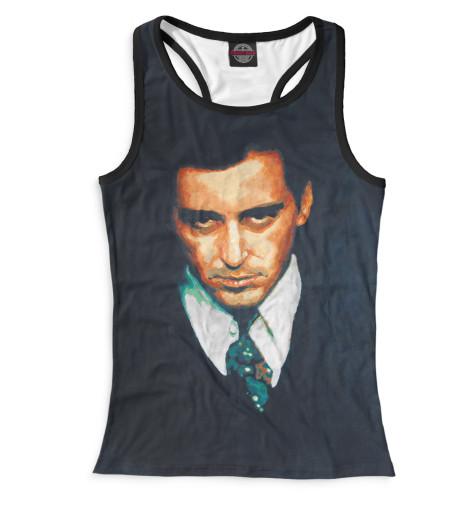 Майка борцовка Print Bar Майкл Корлеоне футболка print bar майкл оуэн