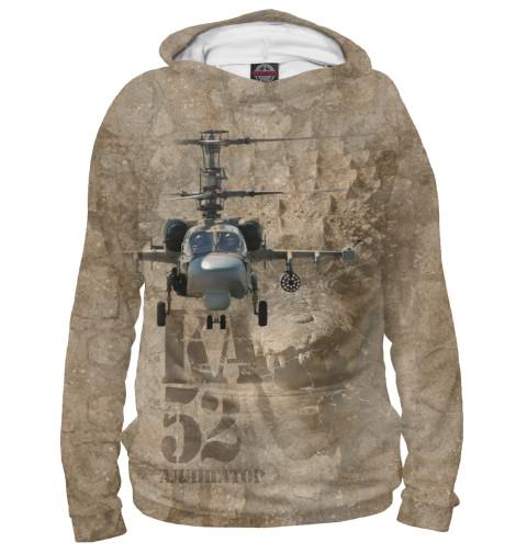 Худи Print Bar Вертолет Ка-52 «Аллигатор»
