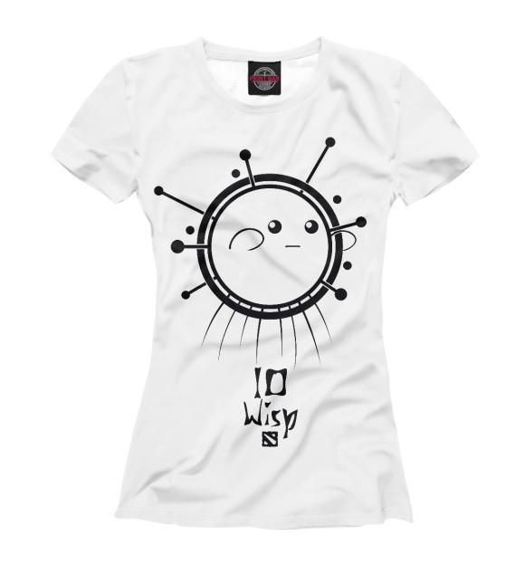 Купить Женская футболка IO DO2-100859-fut-1