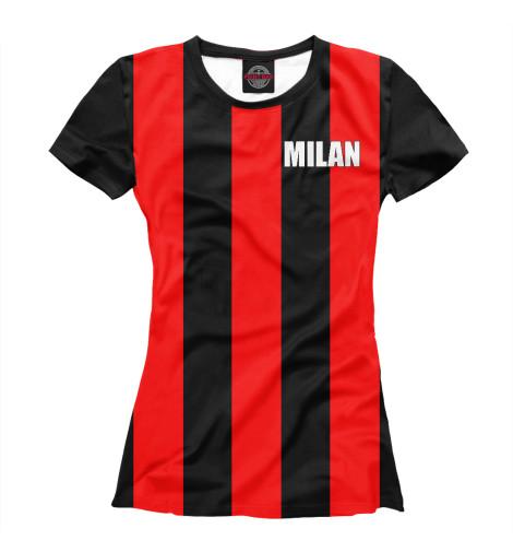 Футболка Print Bar AC Milan adidas ac milan гетры