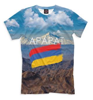 da1233809a913 Футболки Армения - купить футболки с принтом и надписью Армения
