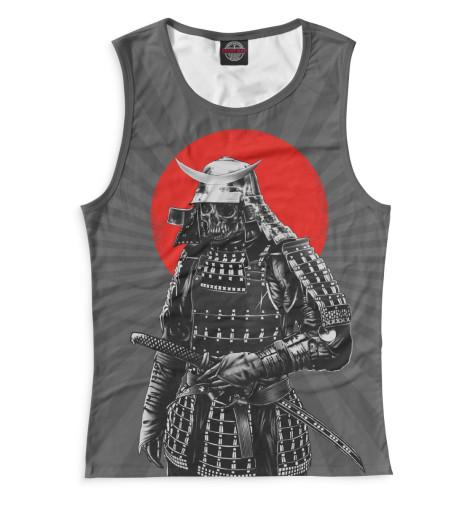 где купить Майка Print Bar Мертвый самурай по лучшей цене