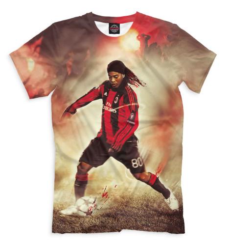 Мужская футболка Роналдиньо