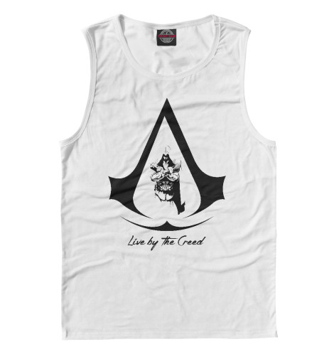 Майка Print Bar Assassin's Creed assassin's creed – the hawk trilogy