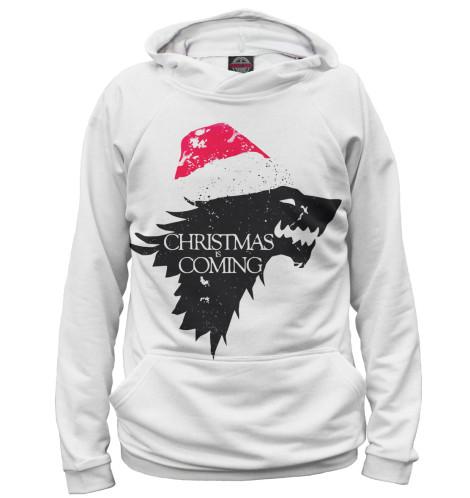 Худи Print Bar Christmas is coming худи print bar тормунд is coming