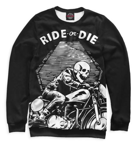 Женский свитшот Ride or Die