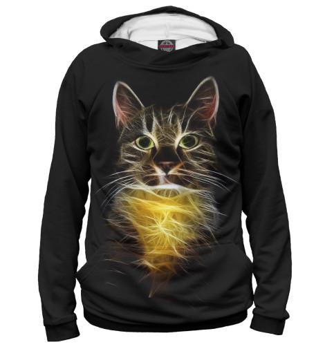 Худи Print Bar Волшебный кот волшебный мир бибабо кот