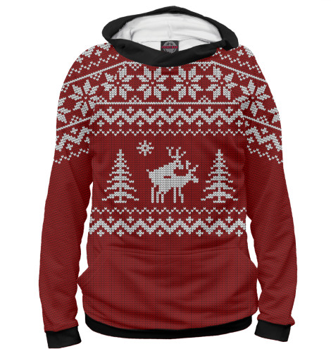 Худи Print Bar Неприличные Олени свитер олени уси пуси свитер олени