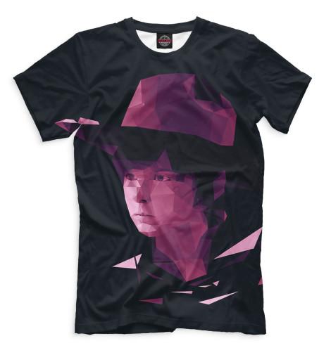 Мужская футболка Карл Граймс