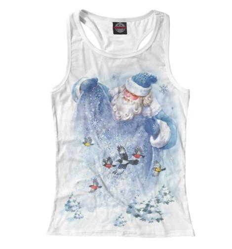 Купить Майка для девочки Дед Мороз NOV-520560-mayb-1