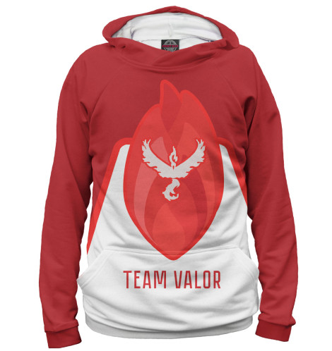 Худи Print Bar Team Valor худи print bar гладкое море