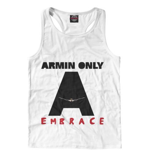 Майка борцовка Print Bar Armin Only : Embrace свитшот print bar armin only