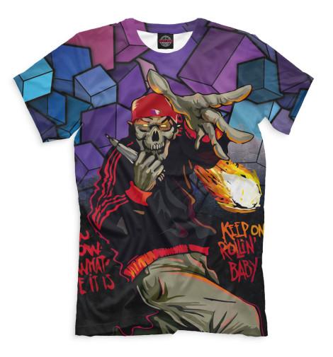 Мужская футболка Fred Durst