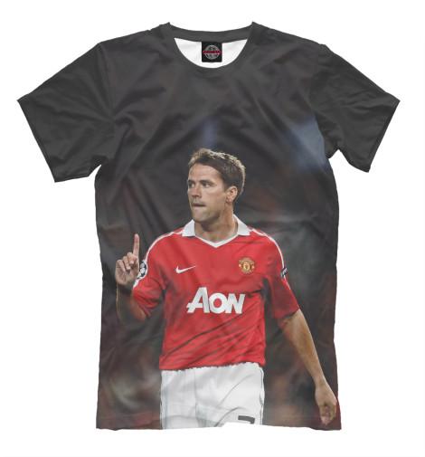 Футболка Print Bar Майкл Оуэн футболка print bar майкл оуэн