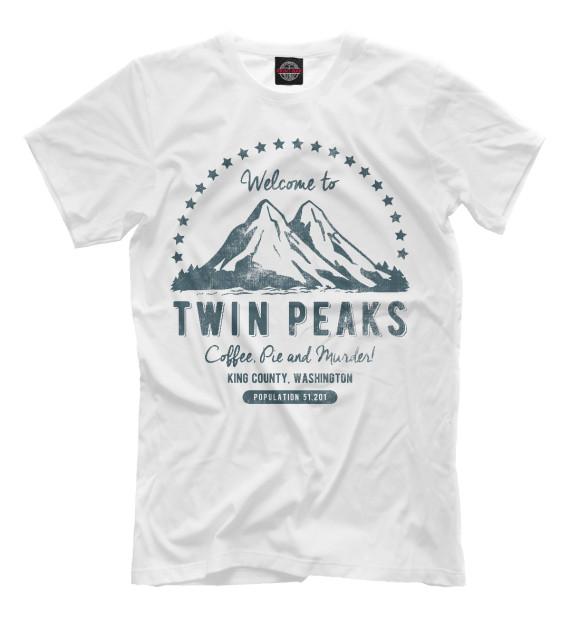 Купить Мужская футболка Твин Пикс TPS-371672-fut-2