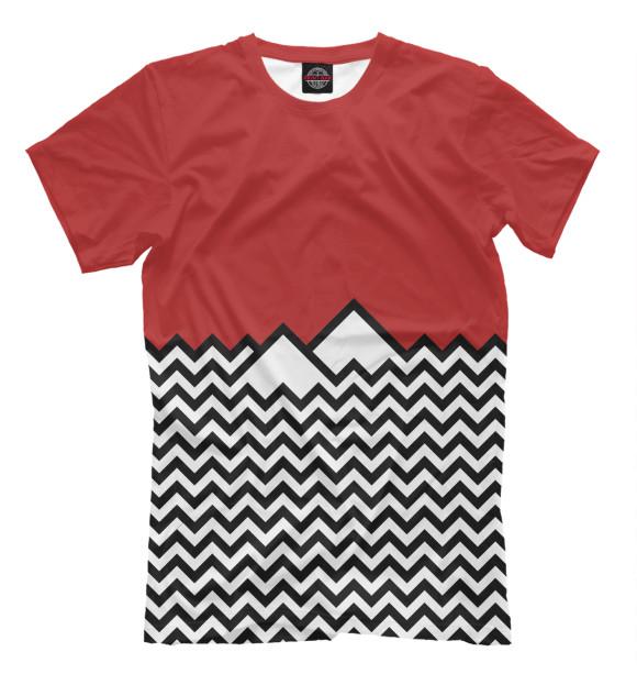 Мужская футболка Твин Пикс TPS-891074-fut-2  - купить со скидкой