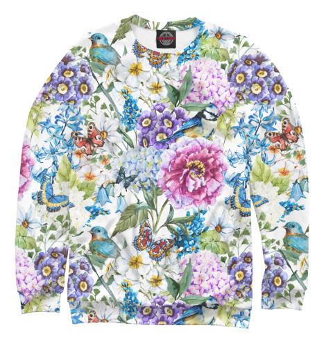 Купить Свитшот для мальчиков Flower Birds CVE-704470-swi-2