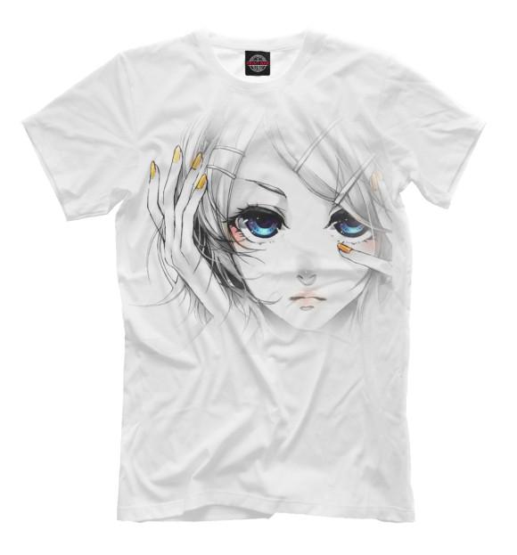 Купить Мужская футболка Девушка ANR-563154-fut-2