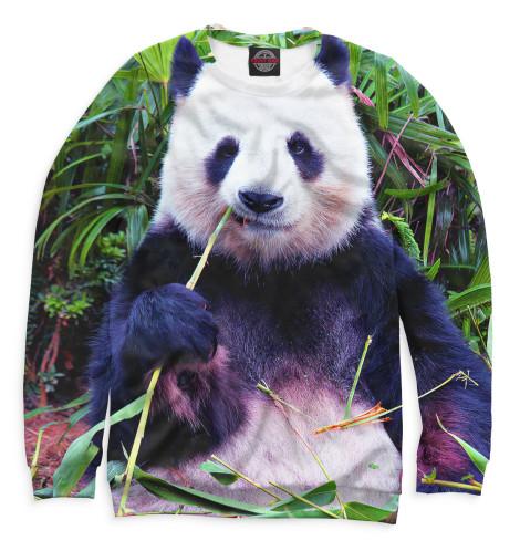 Женский свитшот Панда