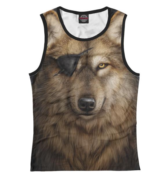 Купить Женская майка Волк VLF-102912-may-1
